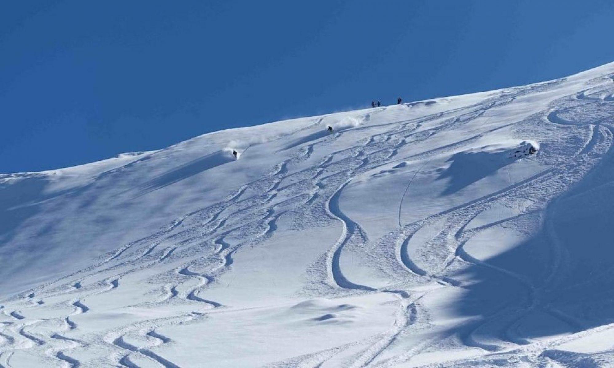 Guias ski y snowboard en La Grave La Meije